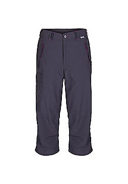 Regatta Ladies Chaska Capri - Grey