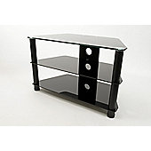 Demagio TV Stand - Black - 100cm