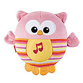Fisher Price Soothe and Glow Owl Pink
