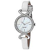 Esprit Fontana Soft Crystal Ladies Leather Strap Watch - ES106282002