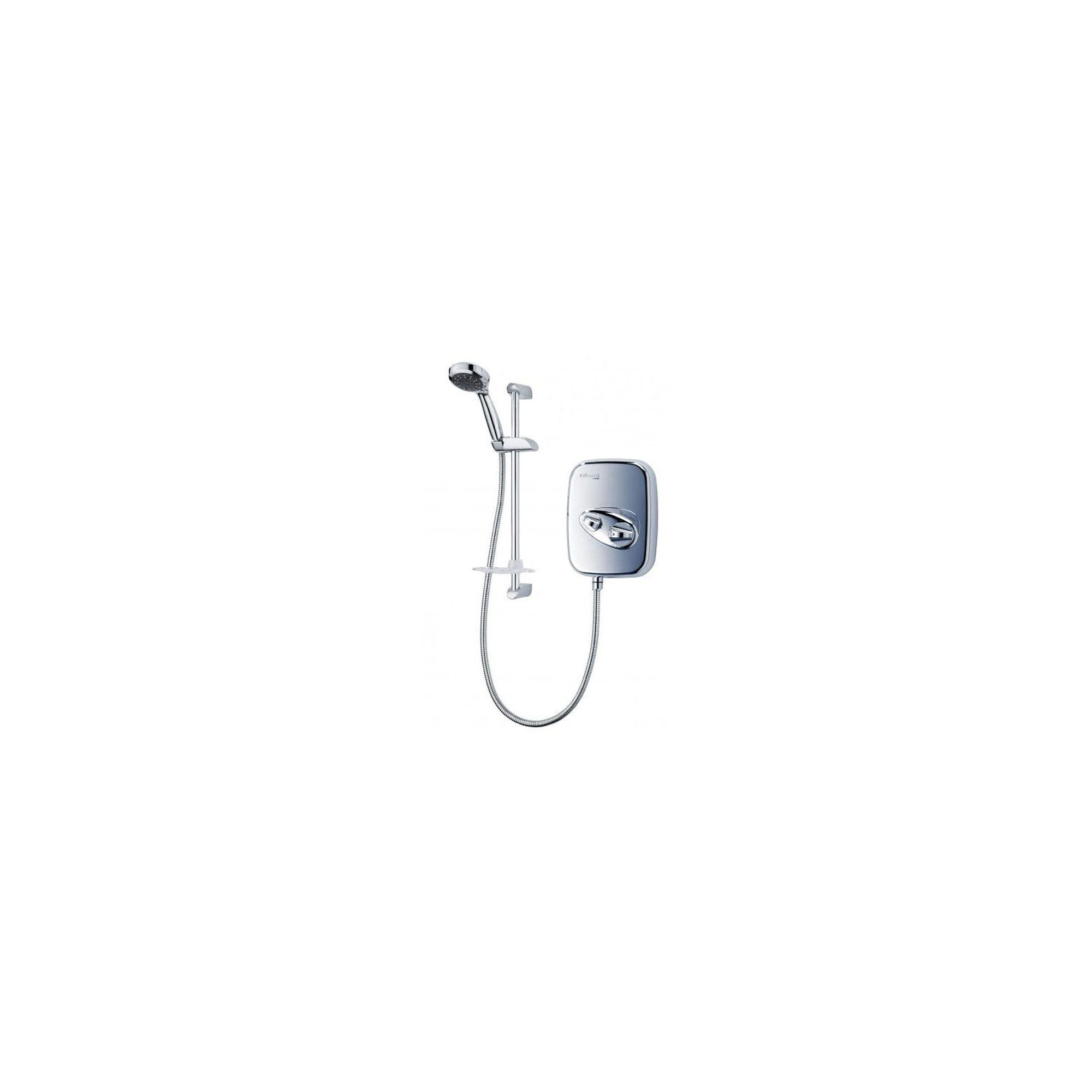 Triton Aspirante Thermostatic Power Shower Chrome at Tesco Direct