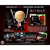 Hitman - Absolution - Deluxe Professional Edition With Pre-Order Sniper Challenge