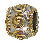 Chrysalis Two Tone Swirl Slide On Spacer