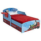 Thomas Tank Story Time Toddler Bed