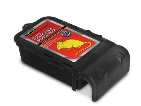 Procter Psmmt Multi Catch Plastic Mouse Trap