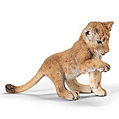 Schleich Lion cub playing