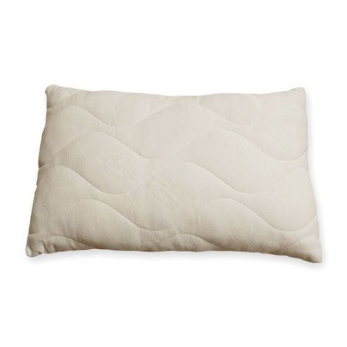 Viscotherapy visco flake economy pillow for Visco pillow