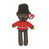 Ty Beanie Babies Mr Bean Guardsman Teddy Uk Exclusive
