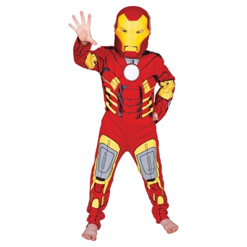 Rubies UK Classic Iron Man- M