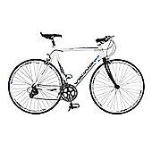 53cm Viking Palermo 16 Speed STI 700c Wheel Gents, White