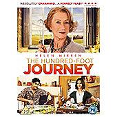 The Hundred - Foot Journey (DVD)