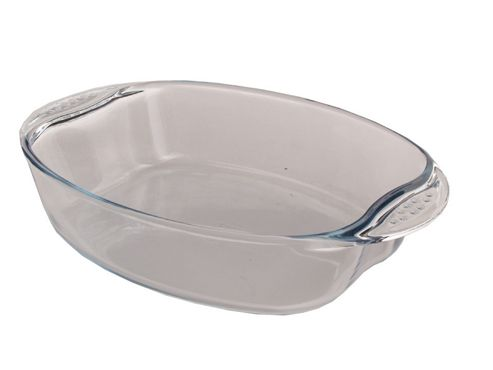 Pyrex 445B000 Excel.Oval Roaster 30X21cm