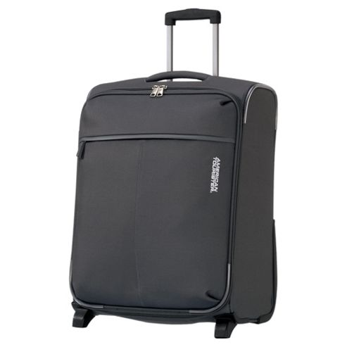 Samsonite American Tourister Toulouse 2-Wheel Suitcase, Black Large