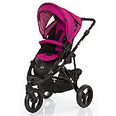 ABC Design Cobra 2 in 1 Pushchair (Black/Grape)