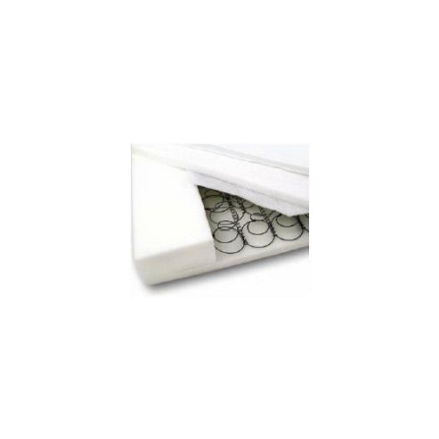Cool Flow Spring Mattress - 69 cm x 140 cm