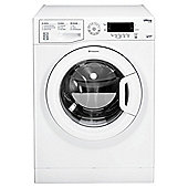 Hotpoint Ultima S-Line SWD107617C Freestanding Washer Dryer, 10Kg Load, A+ Energy Rating, White