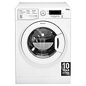 Hotpoint SWD107617C  Washer Dryer, 10Kg Load, 1600 RPM Spin, A+ Energy Rating, White
