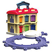 Chuggington Double Decker Roundhouse Playset