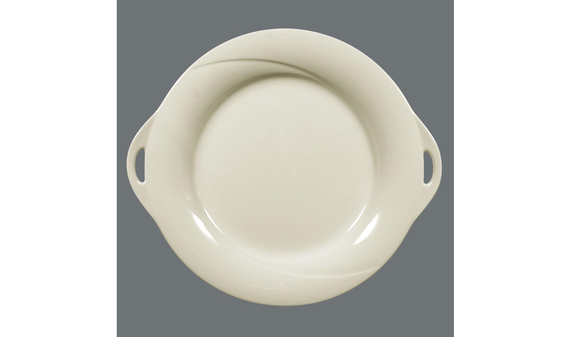 Seltmann Weiden Orlando Cream 27cm Cake Platter with Handle