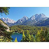 Lake in the Alps, Austria - 3000pc Puzzle
