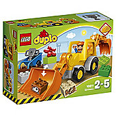 LEGO DUPLO Town Backhoe Loader 10811