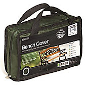 Gardman 1.2m (4ft) 2 Seater Bench Cover- Green