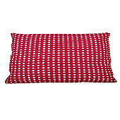 In The Mood Collection© Double Dots Cushion Cover - Fuchsia