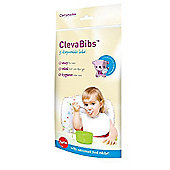 Clevamama Clevabibs (5 pack) Disposable