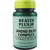 Health Plus Dlpa Complex 60 Veg Tablets