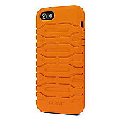 Cygnett Bulldozer Silicone Tough Case For iPhone 5 - Canyon Orange