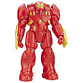 Marvel Avengers Titan Hero Tech Interactive Hulk Buster Figure