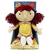 Plush - Teal Rag Doll 10/26cms - Rainbow Designs