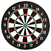 Activequipment Starter Dartboard Set With Darts