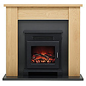 Craven 2kW Electric Stove Fireplace
