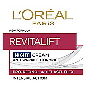 L'Oreal Paris Revitalift Night NF