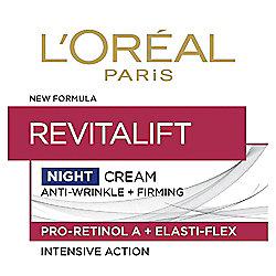 L'Oréal Revitalift Night Cream 50ml