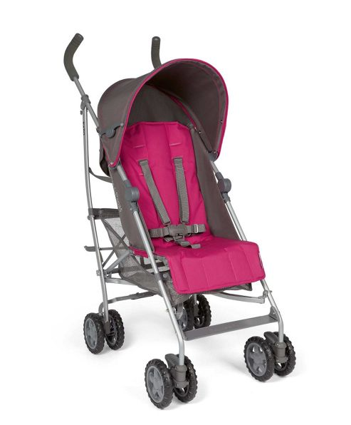 Mamas & Papas - Kato Buggy - Pink/Grey