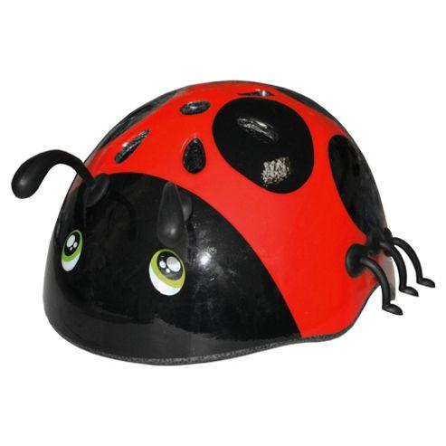 Ladybug Helmet Girls