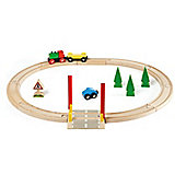 Brio Railway Crossing Set