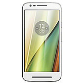 Tesco Mobile Moto E3 White With Free Headphones