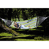 Amazonas Palm Beach Mare New Elltex Spreader Bar Hammock