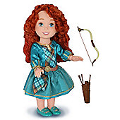 Disney Princess Brave Merida with Forest Adventure Toddler Doll