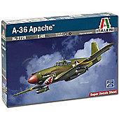Italeri A-36 Apache 2729 1:48 Aircraft Model Kit