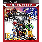 Kingdom Hearts 1.5 Remix (Essentials) - PS3