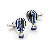 Hot Air Balloon Novelty Themed Cufflinks
