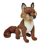 Hansa 19cm Fox Soft Toy