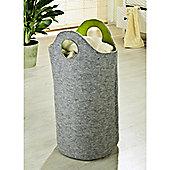 Wenko Felt Universal Laundry Bag - 36cm W x 44.5cm D