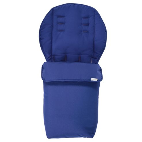 Mamas & Papas 2 in 1 Footmuff, Blue
