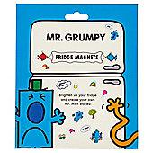 Mr Grumpy 35 Die-Cut Magnet Set