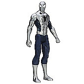 Marvel Spider-Man Titan Hero Series - Armoured Spider-Man Figure